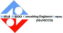 شرکت مهندسين مشاور مهساب نيرو (مانيکو)MANICO Consulting Engineers Company لوگو